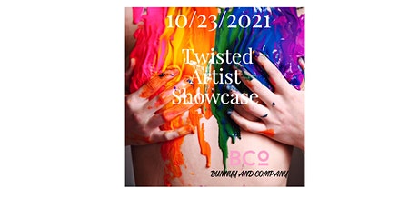 Twisted Artist Body Painting  Art  Showcase tickets