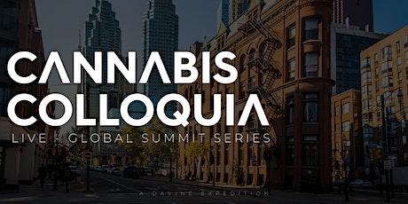 CANNABIS COLLOQUIA - Hemp - Developments In Canada tickets