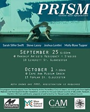 Prism: A performance piece for movement, sound, and light tickets