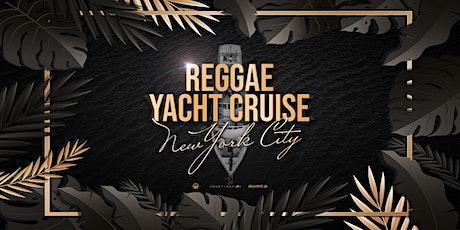 Reggae Yacht Cruise on Luxurious Mega Yacht Infinity NYC tickets