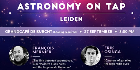 Astronomy on Tap Leiden - Galaxies in the Universe! tickets