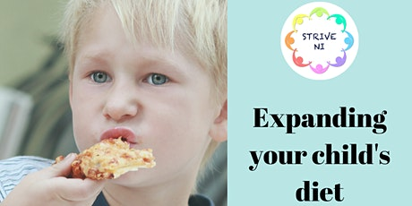 Expanding Your Child's Diet tickets