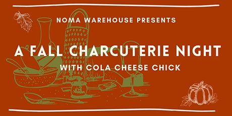 Fall Charcuterie Night tickets