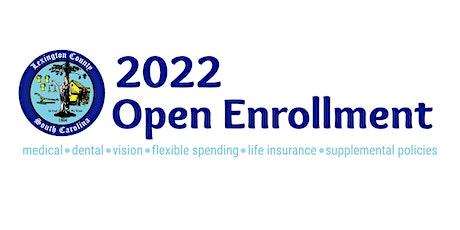 Open Enrollment Sessions - Lexington Library tickets
