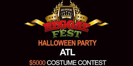 Reggae Fest ATL Halloween Party $5000 Costume Contest @Believe Music Hall tickets