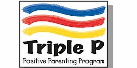Positive Parenting Program (Triple P): Raising Resilient Children tickets