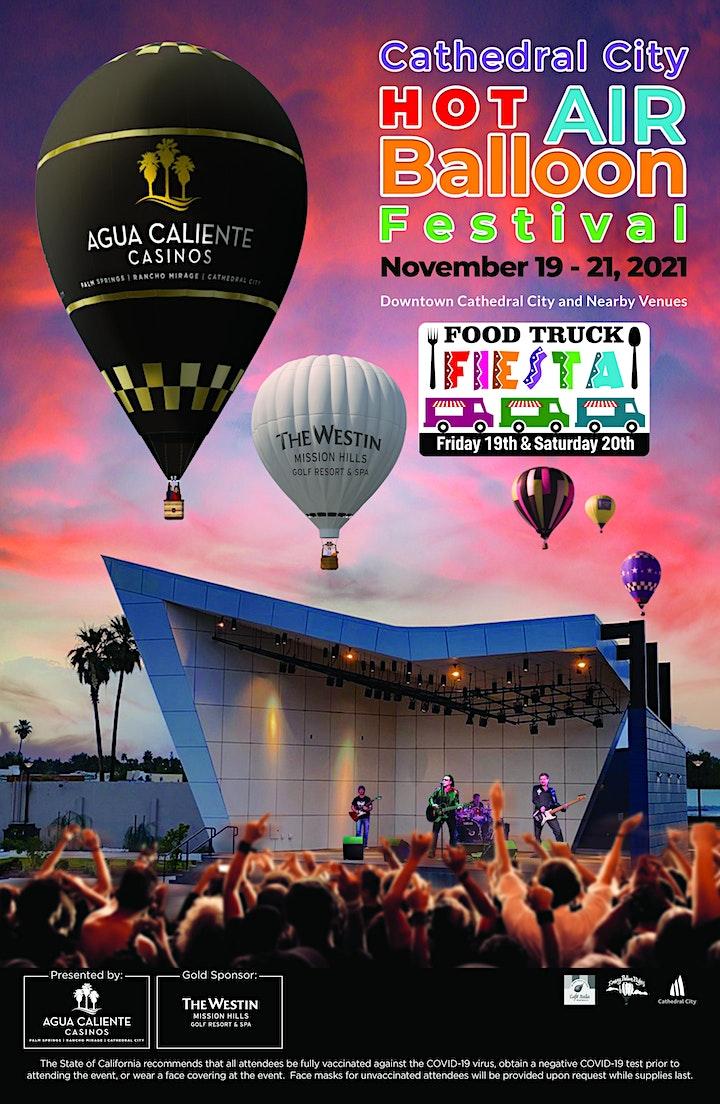Food truck fiesta featuring Hollywood U2 image