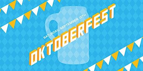 Oktoberfest 2021 - BEER/STEIN/MEAL Ticket tickets