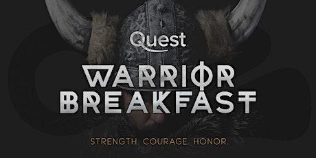 Men's Quest Breakfast tickets