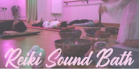 Reiki Sound Bath tickets