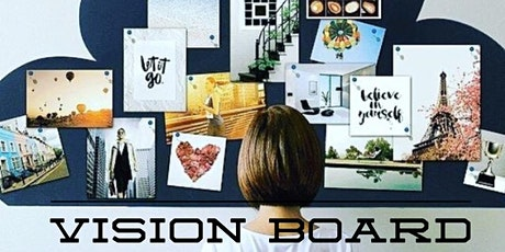 Mimosas with Meaning - Vision Board Workshop tickets
