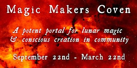 Equinox Ceremony & Magic Makers Coven Membership tickets