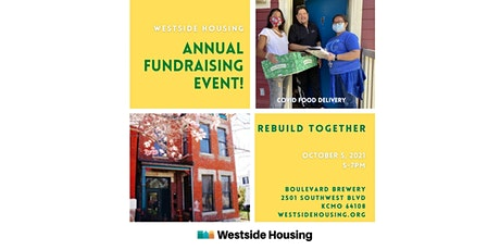 Westside Housing Annual Fundraising Event tickets