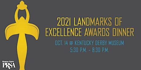 Landmarks of Excellence Awards Dinner tickets