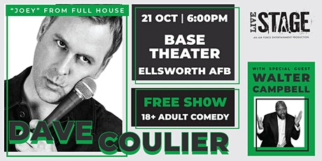EAFB- Dave Coulier Comedy Show tickets