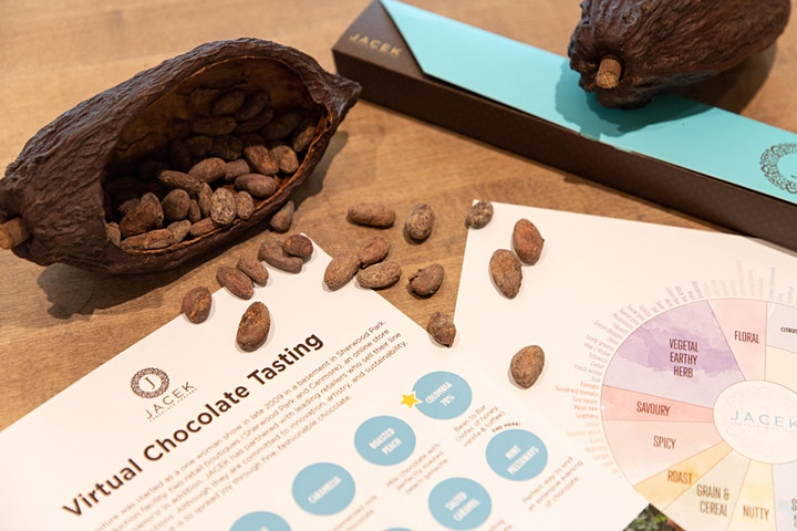 Fine Chocolate Tasting by JACEK Chocolate Couture image