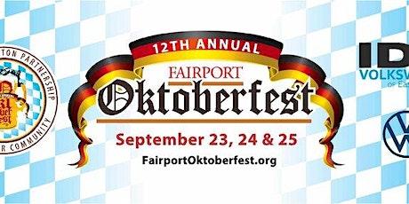 Fairport Oktoberfest 2021 tickets
