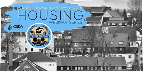 Goodhue County Housing Summit Series  --Zoning Alternatives (Tiny Homes) tickets