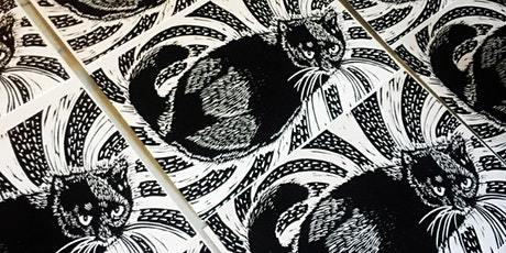 Block Printing Workshop with Mary Rhinelander (Sold Out) tickets