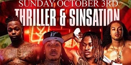 Thriller & Sinsation Tour Dothan AL tickets