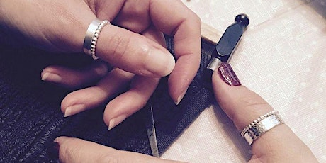Silver Ring Workshop & light lunch tickets
