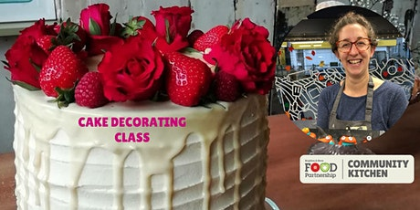 Cake decorating masterclass with Charlotte Fuller (in person) tickets