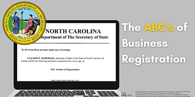 The ABC's of Business Registration
