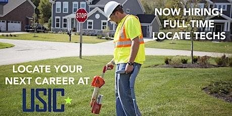 USIC - Utility Locator Job Fair - West Chicago tickets