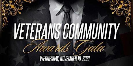 Veterans Community Awards Gala tickets