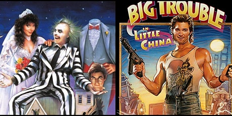 BEETLEJUICE & BIG TROUBLE IN LITTLE CHINA 35mm @ the Million Dollar Theater tickets