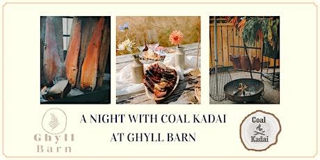 Coal Kadai at Ghyll Barn tickets