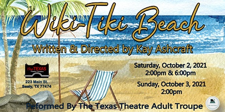 Wiki-Tiki Beach tickets