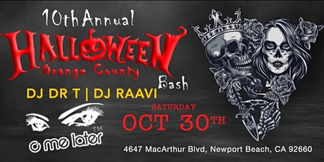 Persian Halloween Party in Newport Beach tickets