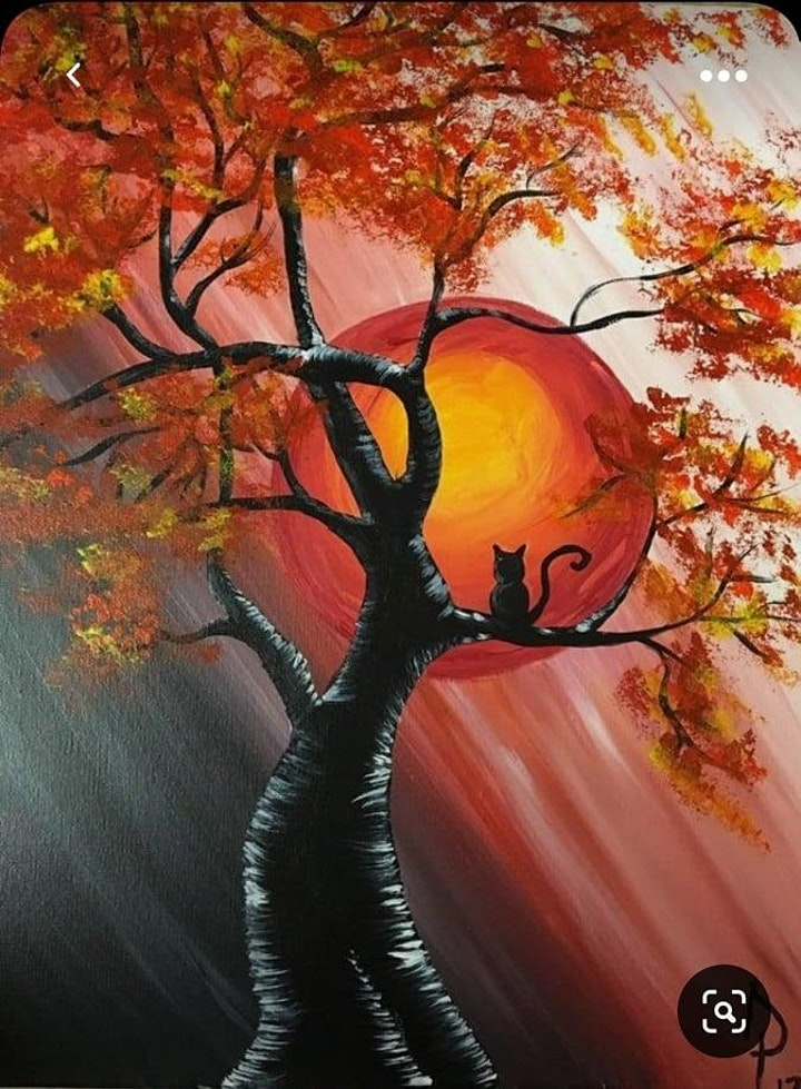 Oct 19th All ages Paint night Camrose image