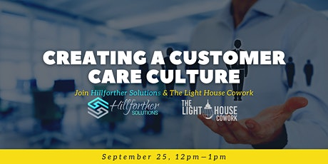 Creating a Customer Care Culture tickets