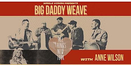Big Daddy Weave - World Vision Volunteer - LAKELAND, FL tickets
