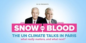 Snow on Blood, The UN Climate Talks, What Really...