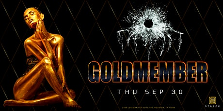 Goldmember :: Hotel Series :: Starck Room tickets
