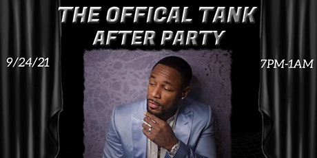 Official Tank After Party Black Party tickets