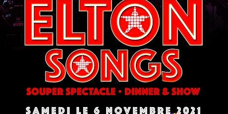 Elton songs tickets
