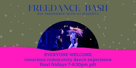 FreeDance Birthday Bash tickets