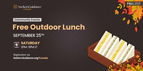 Free Outdoor Lunch tickets