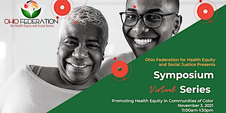 Promoting Health Equity in Communities of Color tickets