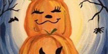 Halloween Virtual Art Class For Kids tickets