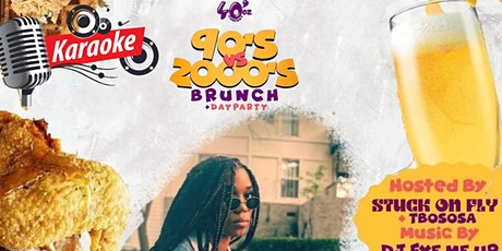 90s v 2000 Brunch ALL YOU CAN EAT + BOTTOMLESS MIMOSA tickets