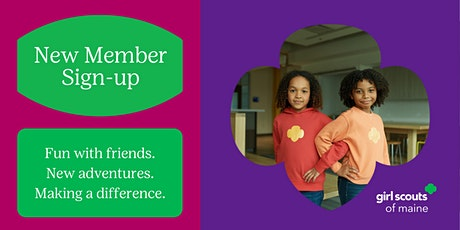 Explore Girl Scouts-New Member Sign-up Event-Space Science Activity tickets