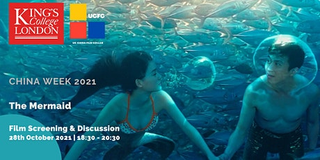 'The Mermaid': Film Screening & Discussion tickets