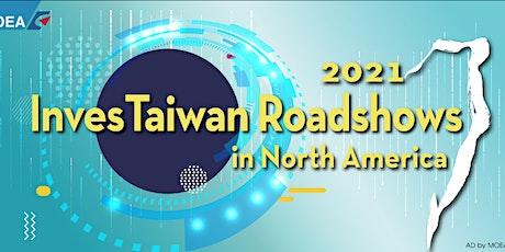 2021 InvesTaiwan Roadshows tickets