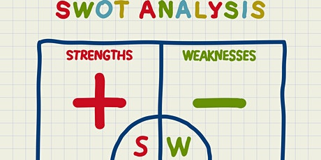 Business SWOT - Outline/Update your Business Plan for 2022 tickets