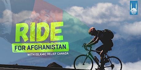 Hamilton | Bike Ride for Afghanistan tickets